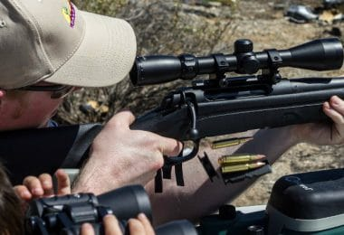 Hunting with 270 winchester