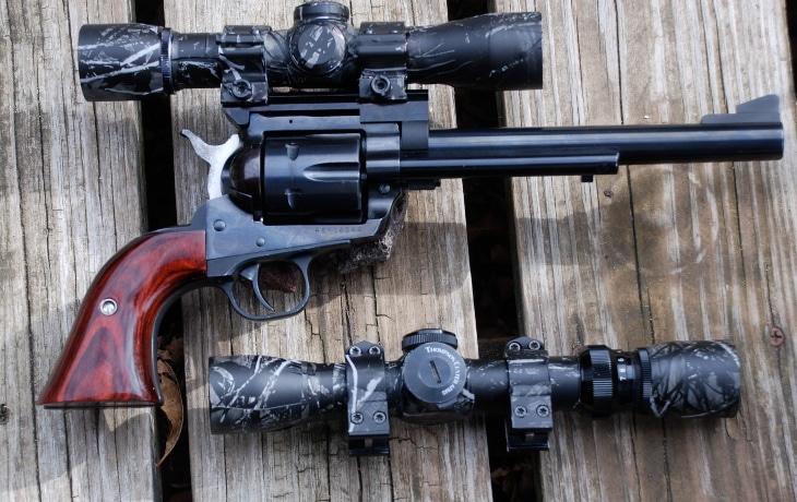 Revolver scopes roundup