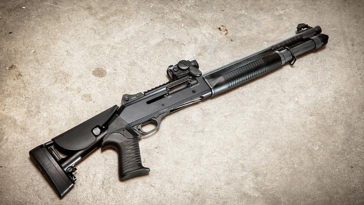 Scopes for shotguns