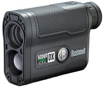 Bushnell Scout DX 1000 ARC 6x21mm Laser Rangefinder