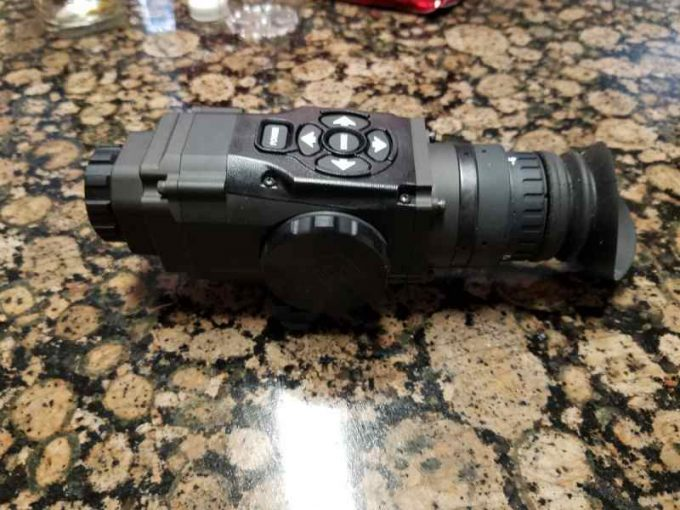 Thor Thermal Scope