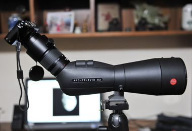APO 82 televid spotting scope