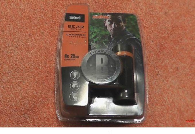 Bear grylls binoculars packaging