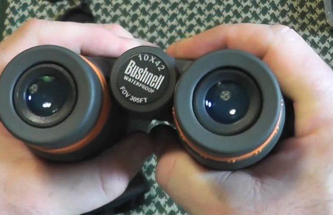 Bushnell grylls binoculars overview