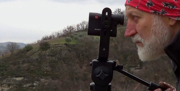Checking distance with rangemaster 1600