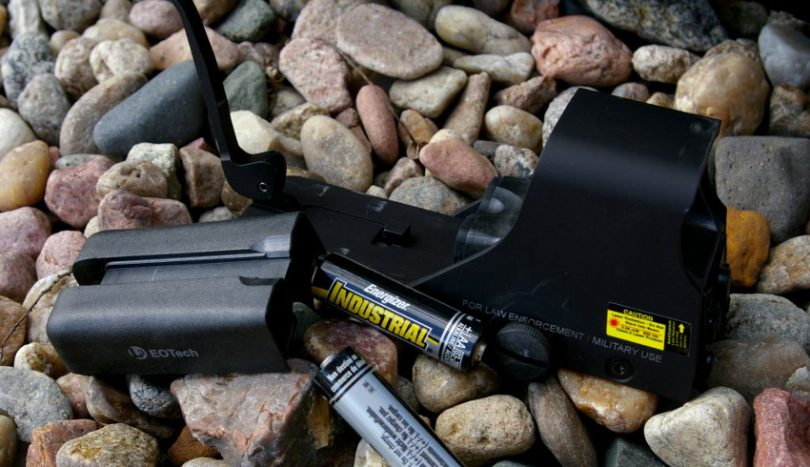 EOTech 512 A65 holographic