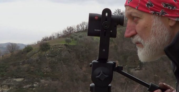 Leica 1600 Rangefinder