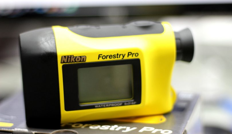 Nikon forestry pro focus
