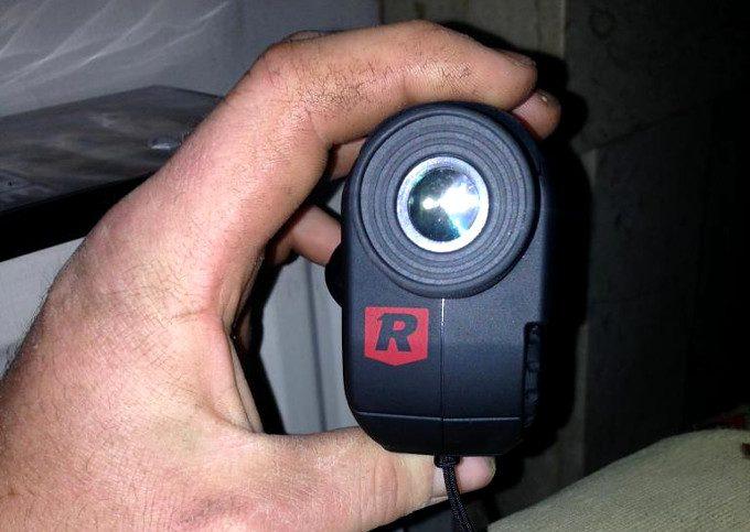 Raider 600 eyepiece