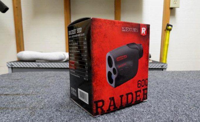 Raider 600 in a box