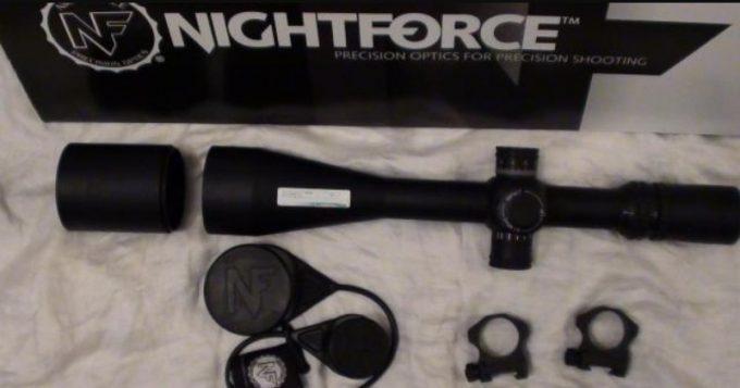 Nightforce NXS 5.5-22x56