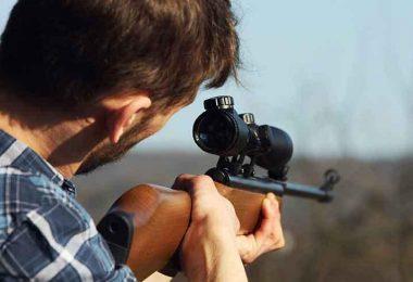 Testing boresighted scope