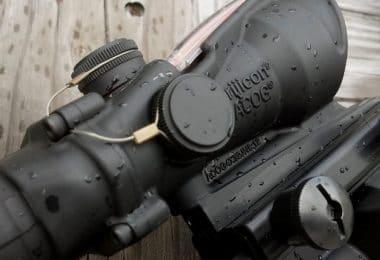 Top Trijicon acog scopes