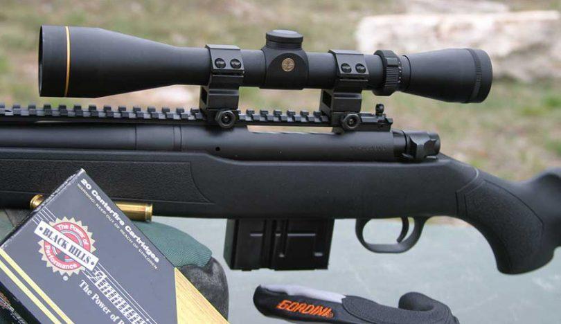 leupold vx-2 on shotgun