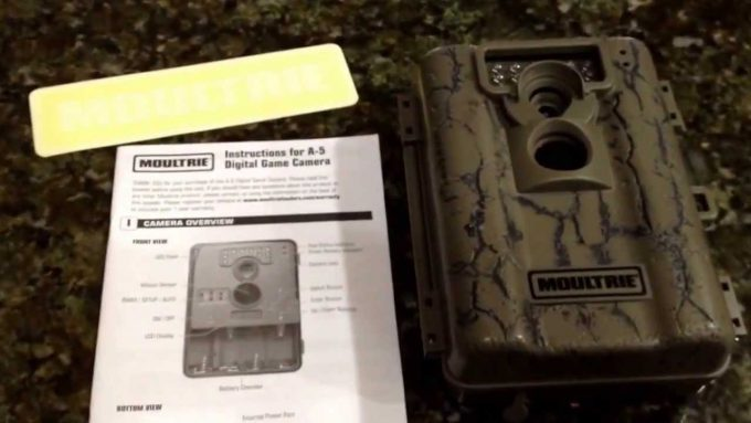 Moultrie Game Spy A-5