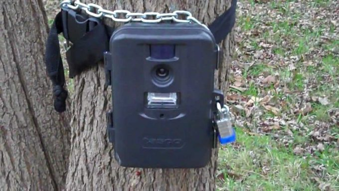 Film Trail Camera