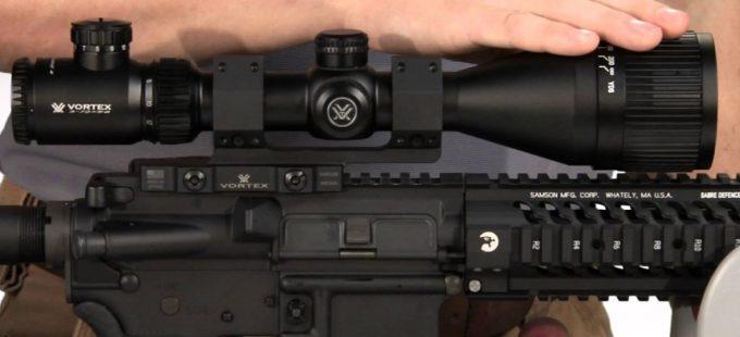 vortex on rifle