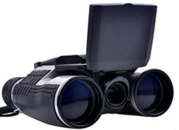 FITIGER Binocular Digital Camera
