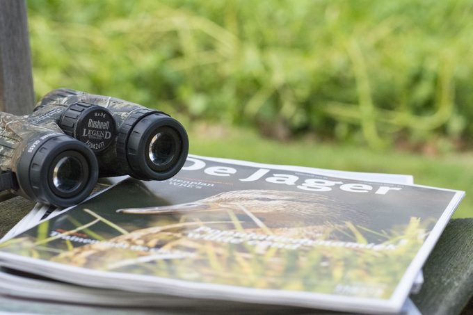 Hunt Trace Search Binoculars Hunting Wild