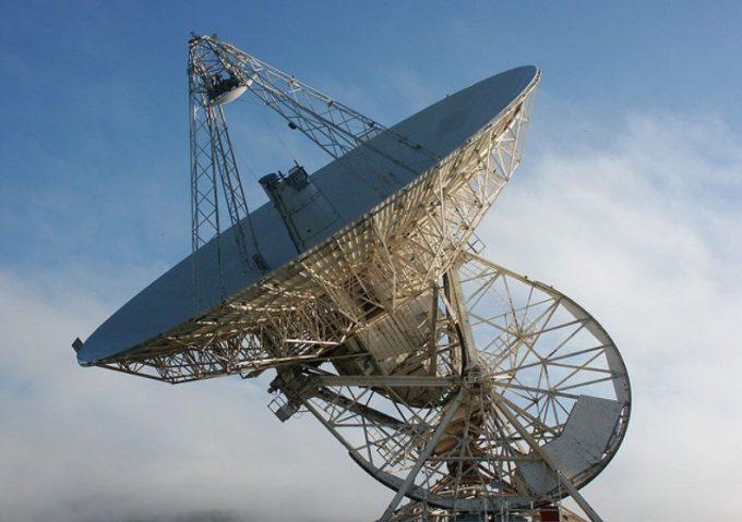 radio telescope mounts