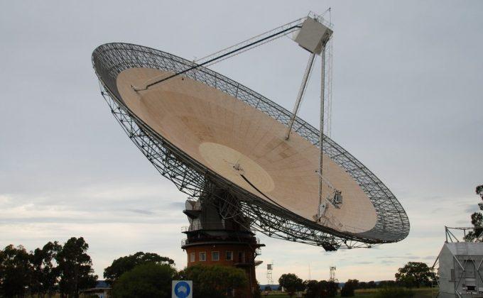 radio telescope antena