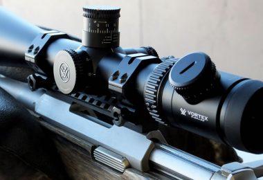 Varmint hunting scope