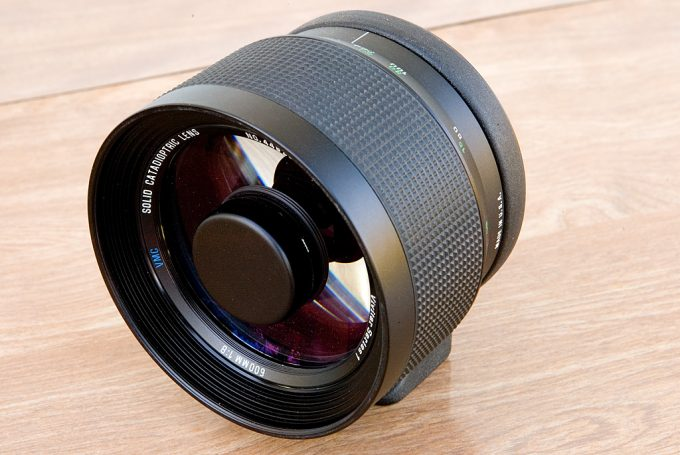 telescope lense