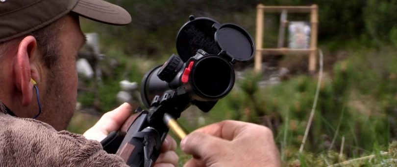 monocular on gun