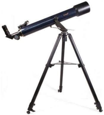Levenhuk Strike 80 NG Refractor Telescope
