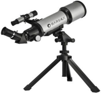 BARSKA Starwatcher 400x70mm Refractor Telescope