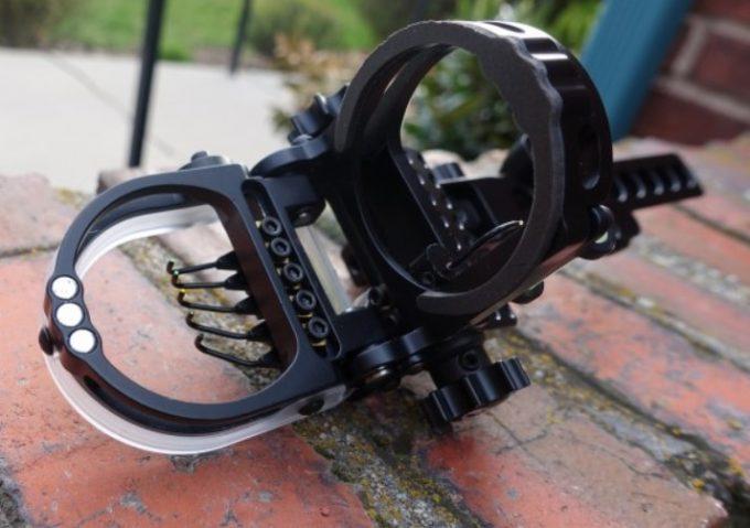 fixed bow sight