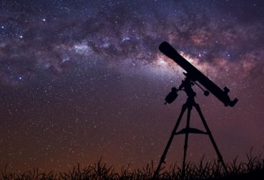 high-end telescope