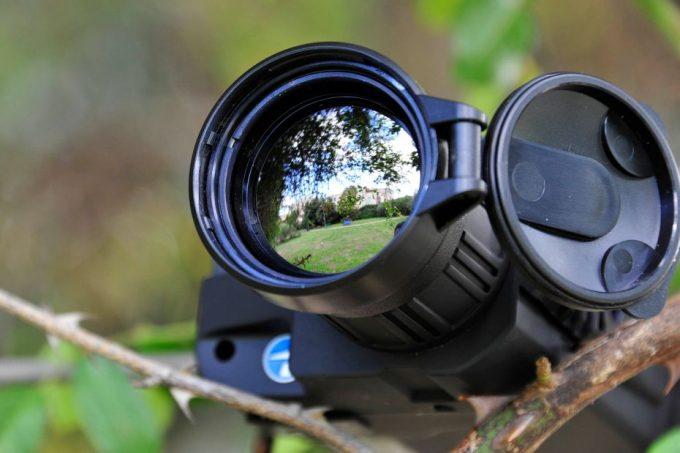 thermal imaging binocular