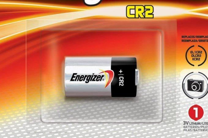 CR2 Battery