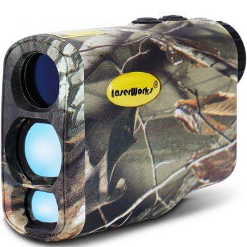 LaserWorks LW1000SPI Laser Rangefinder