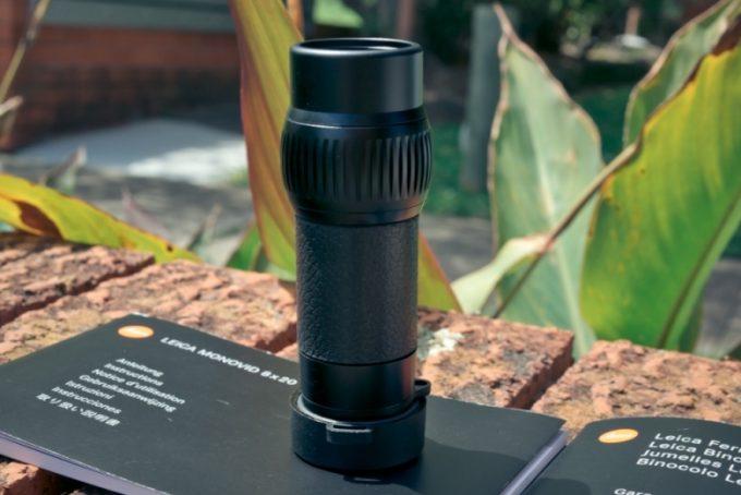 Leica Monovid Monocular