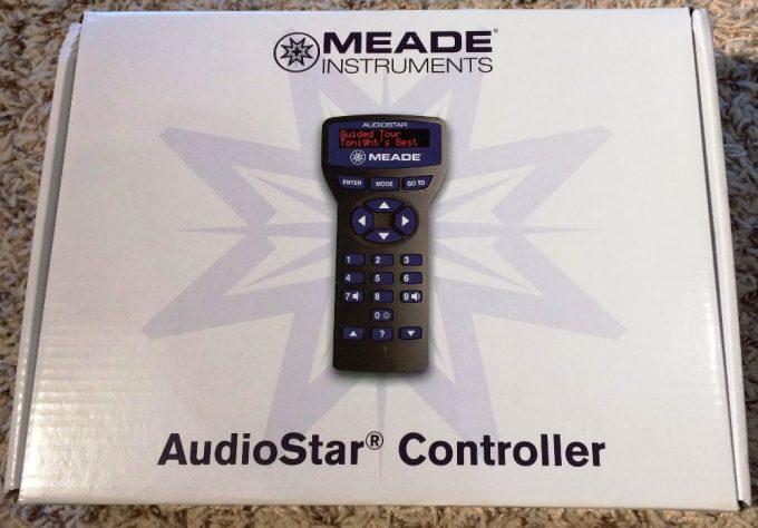Meade AdioStar Controller