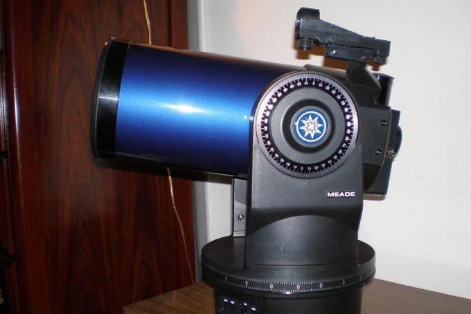 Meade ETX 125 Design