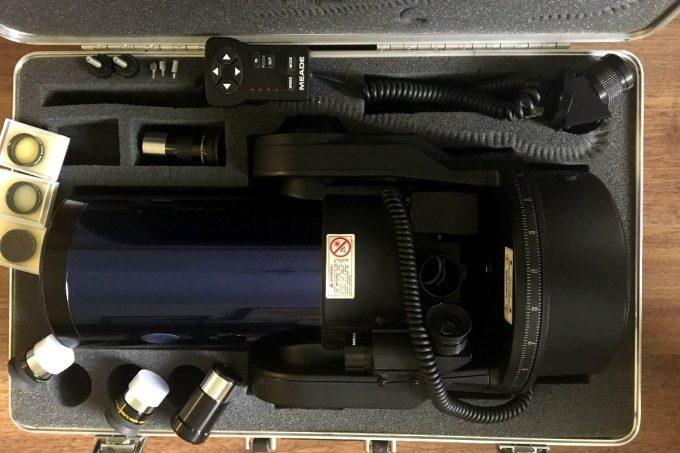 Meade Telescope in a Box