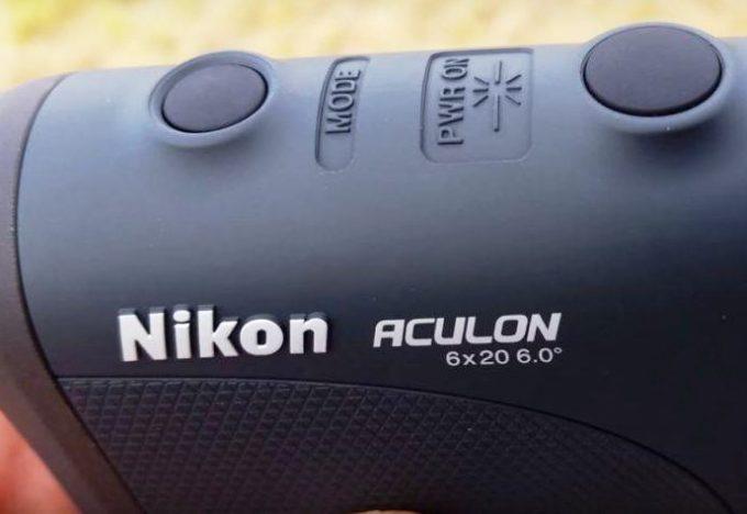 Nikon Aculon Optics
