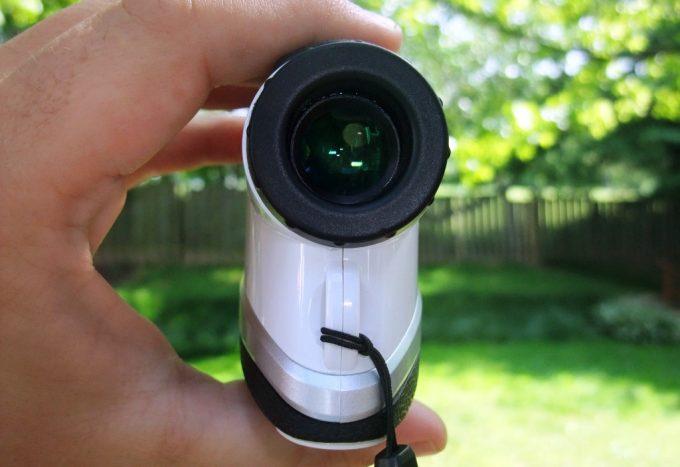 Nikon Rangefinder in Hand