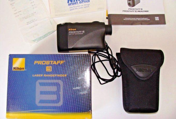 Prostaff 3 Package