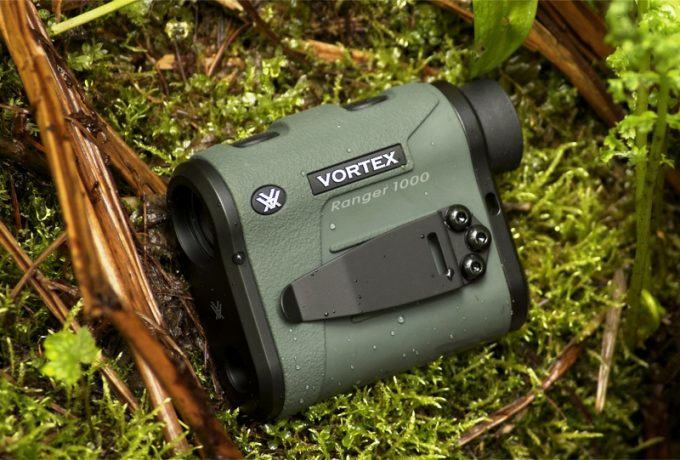 Vortex Rangefinder on Ground