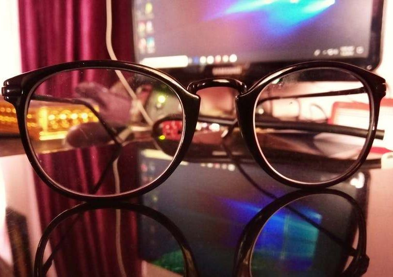 Glasses for Computer Use