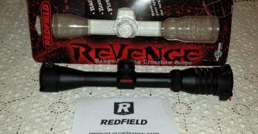 Redfield Revenge Crossbow Scope Review